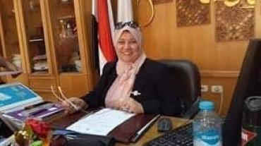 مقررة المجلس القومي للمرأة بكفر الشيخ تهنئ الرئيس السيسي بعيد الاضحي المبارك