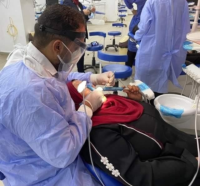 طب الأسنان جامعة بدر تنصح بـ7 خطوات للحفاظ على صحة الفم والأسنان
