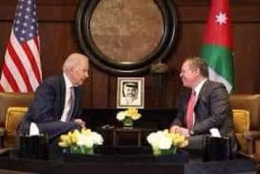 منظمة الحق: زيارة الملك عبدالله إلى واشنطن تؤكد إستعادة دور المملكة الريادي