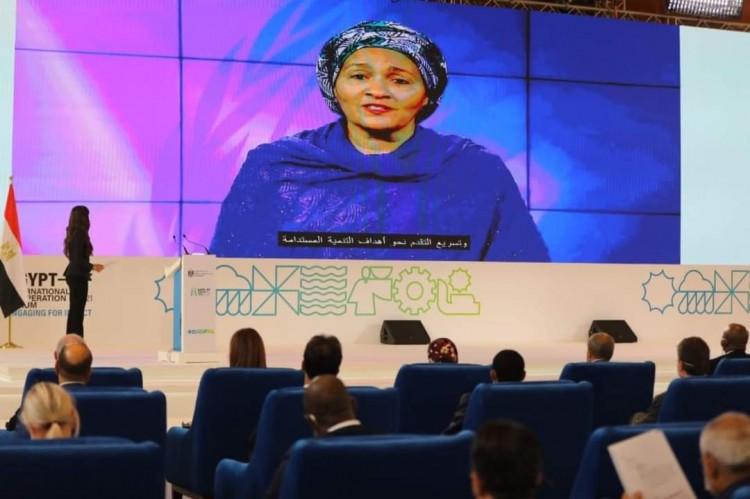 نائب الأمين العام للأمم المتحدة المنتدى يدفع العمل المشترك لتحقيق التنمية المستدامة