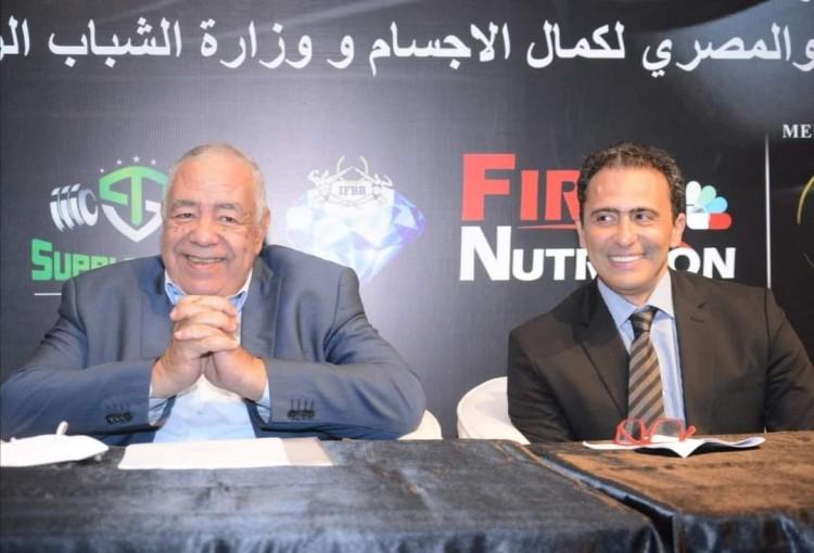 """غدا .. انطلاق تجارب المنتخب القومي لكمال الأجسام """"مصل تيك"""" بجهاز الرياضه العسكري"""