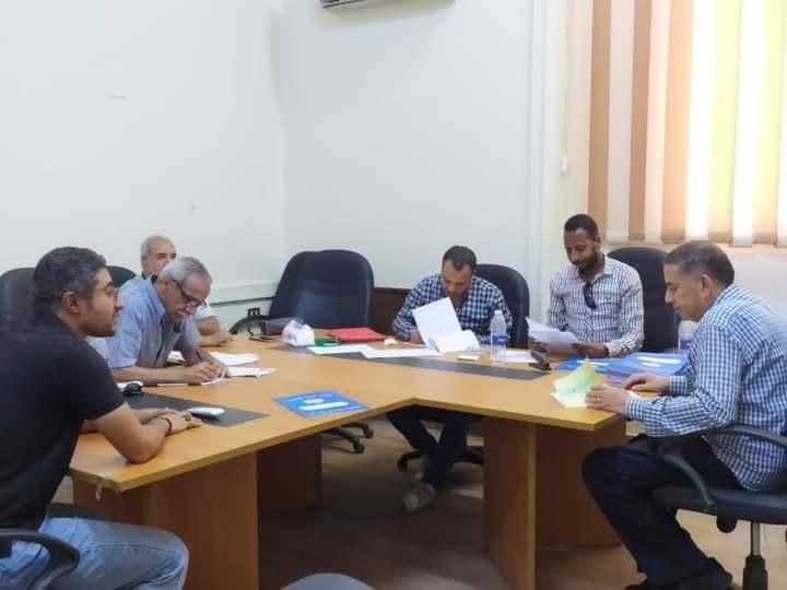 ٧ متقدمين للترشح لإنتخابات نادي المنيا خلال اليوم الأول من فتح باب الترشيح