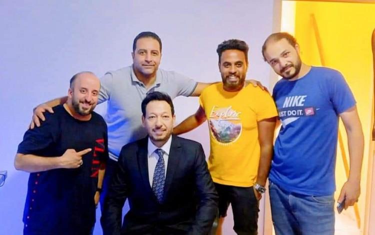 """المطرب الشعبي أحمد العيسوى يطرح كليب """"شوية اندال"""""""