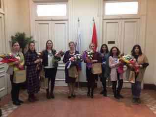 روسيا تكرم المرأة في اعياد الربيع