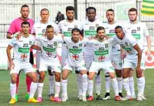 شبيبة الساورة الجزائري يفوز برباعية في الدوري الجزائري