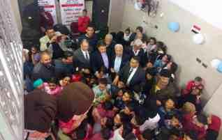 الهداية للخير تنظيم احتفالية كبيرة بمناسبة يوم اليتيم فى منطقة عابدين