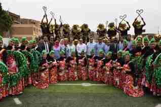 جامعة المنصورة تحصل على المركز الثالث فى منافسات الكروس فيت لطلاب الجامعات الافريقية