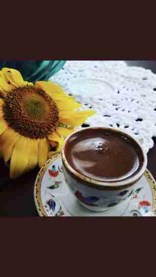 صباحي انت و فنجاني