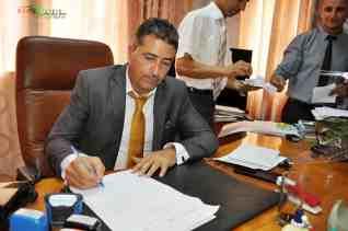 ولاية نابل التونسية مافيا الفساد تريد اقالة مندوب الثقافة نبيل الزقرني