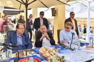 """وزير الصناعة يشهد إطلاق مجموعة """"البافارية"""" للسيارات الكهربائية في مصر"""