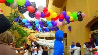 بالصور ..فعاليات مهرجان الإحتفال بــ يوم اليتيم بدار منابر النور