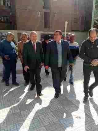 رئيس حي المطرية: طفرة كبيرة في حل جميع احتياجات المواطنين