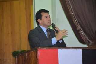 """وزير الشباب يشهد مؤتمر """" تعزيز مقتضيات الوطن السياسية والإجتماعية """" بالقليوبية"""