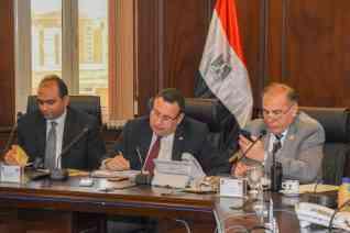 محافظ الإسكندرية : إنعقاد غرفة عمليات المحافظة منذ الصباح الباكر للاستفتاء على الدستور ٢٠١٩