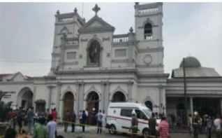 ثامن انفجار بسيرلانكا وسقوط أكثر من 200 شخص والحكومة تفرض حظر التجول