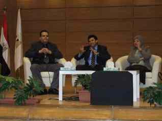 لقاء وزير الرياضة من بين أهم فعاليات الرحلة العلمية لنجوم إعلام سوهاج