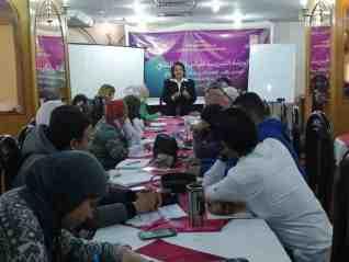المركزية للتدريب تعزز الثقافة المجتمعية وتبلور أفكار متدربيها