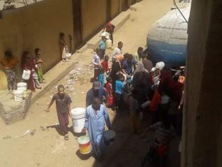 فرشوط شمال قنا تستغيث برئيس الوزراء لعدم وصول مياه نظيفة