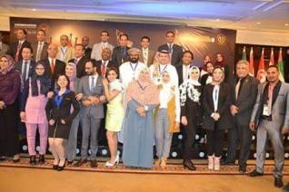 إتحاد رواد الأعمال العرب يكرم 100 شخصية عربية مؤثرة فى الوطن العربى