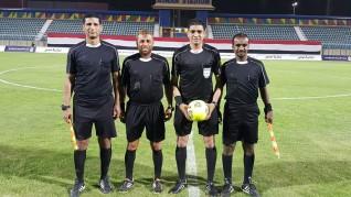 تعرف على حكام مباريات اليوم فى الدورى و كأس مصر