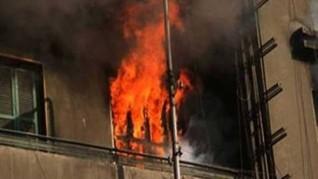 السيطرة على حريق داخل شقة سكنية فى المرج دون إصابات