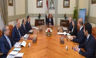الرئيس السيسى يوجه بالإسراع في وضع المنظومة الجديدة لإدارة المخلفات الصلبة