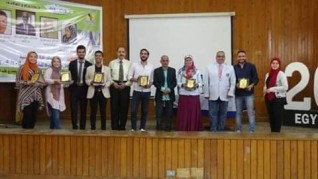 """جامعة المنيا.. """" تربية فنية """" تختتم أنشطتها الطلابية بحفل لتكريم المتميزين"""