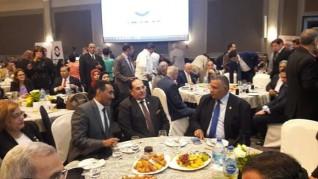 محافظ سوهاج السابق يشهد حفل إفطار جماعي مع رموز المجتمع المصري