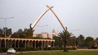 """سقوط صاروخ """"وسط المنطقة الخضراء"""" شديدة التحصين بالعاصمة العراقية"""
