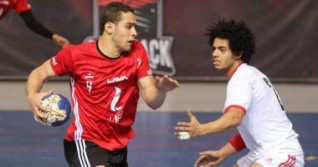 الأهلى يهزم سبورتنج ويتأهل إلى نهائى كأس مصر لكرة اليد