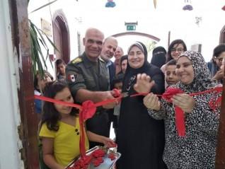 """""""الطنوبي"""" يشارك في افتتاح معرض أعماق معدنية بقصر ثقافة أنور المعداوي بكفر الشيخ"""