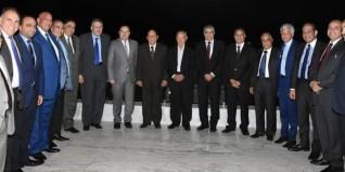 ستة محافظين سابقين  و1500 قيادة في إفطار الأسرة السكندرية