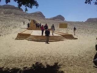 محافظة المنيا تستقبل وفد اوروبي من 3 دول لزيارة المعالم الأثرية والسياحية