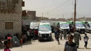 وكيل وزارة الصحة بالمنيا : توقع الكشف الطبي على 1624 حالة خلال قافلة بسمالوط