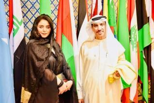 رئيسة مؤسسة بيت العرب تشهد إطلاق «جائزة التميز الحكومي العربي»