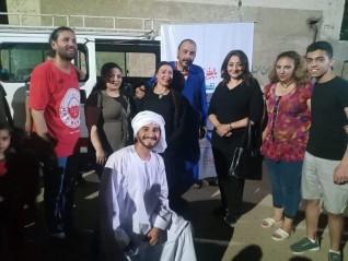 التضامن تواجه الزيادة السكانية بمسرح الشارع فى أنشطة رمضان