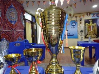 إنطلاق أولى فعاليات الدورة الرمضانية لكرة القدم لحزب مستقبل وطن بأمبابة