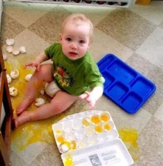 التعامل مع الطفل المزعج