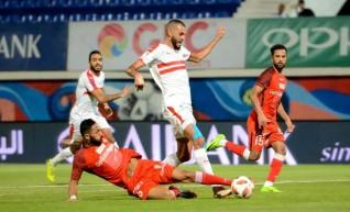 خالد جلال يمنح لاعبى الزمالك راحة سلبية من التدريبات