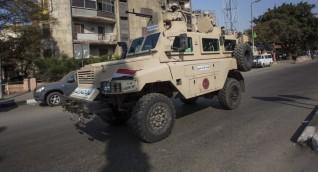 هجوم عناصر إرهابية علي كمين أمني بشمال سيناء