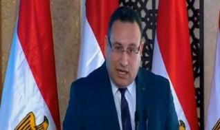 محافظ الإسكندرية يدين الحادث الإرهابي بالعريش وينعى شهداء الوطن