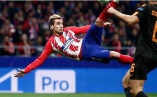 """""""لو باريزيان"""" الفرنسية: جريزمان سيبقى في إسبانيا الموسم القادم"""