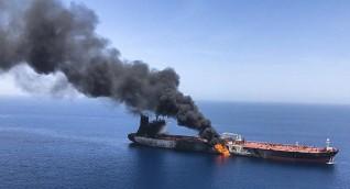 البيت الأبيض يعلق على حادثة ناقلتي بحر عمان