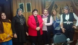 إتحاد المرأة لتحالف الأحزاب يعقد اجتماعا لمناقشة دور المرأة فى العمل السياسى