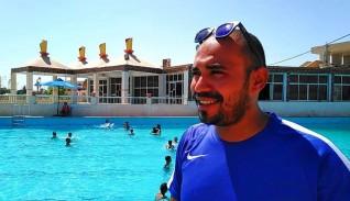 بالفيديو :بدء نشاط السباحة بنادي الألومنيوم ومطالبة بفتح الأولمبي