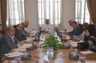 مكتب البرلمان العربي يناقش تطورات الأوضاع في الدول العربية خلال اجتماعه في القاهرة