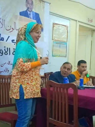 انطلاق فعاليات صالون الأدب والثقافة لشهر يونيو 2019 بالمنصورة