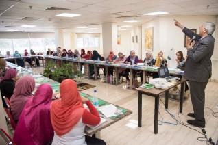 التضامن : 500 من مكلفي الخدمة العامة يحضرون المرحلة الثانية للبرنامج التدريبي لمشروع مودة