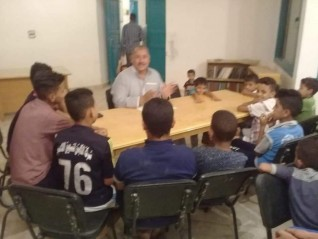 ثقافة الوادى الجديد تناقش محاضرة «الشباب وضرورة الوعى الوطنى»
