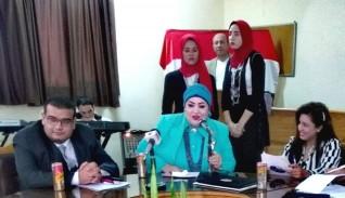 برنامج مصر نيوز يكرم إتحاد المرأه لتحالف الأحزاب